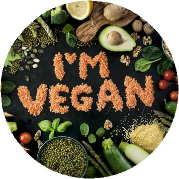 Vegan Proteín Shake
