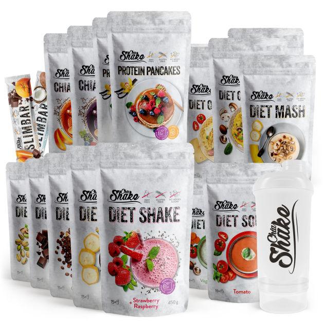 Diétny balíček na 8 týždňov